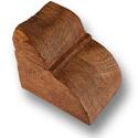 CS02walnut - H-12 cm W-12 cm L-14 cm