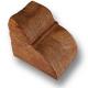 CS77light oak - H-10 cm W-12 cm L-12 cm